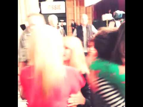 debby ryan Instant Video live taping madness