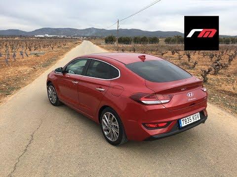 Hyundai i30 Fastback – Contacto revistadelmotor.es