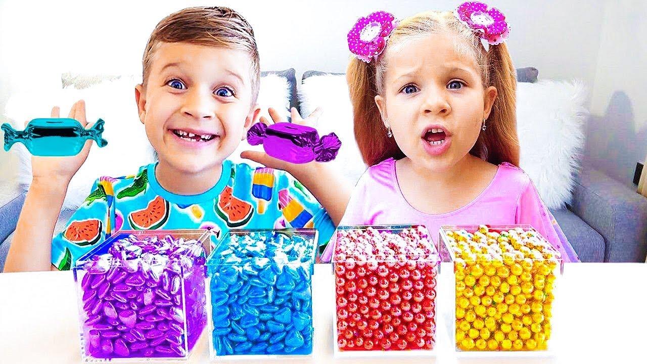 Download Diana hace buenas obras para conseguir dulces