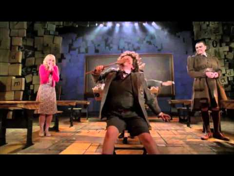A Collection of Pro Shot Clips from Matilda the Musical