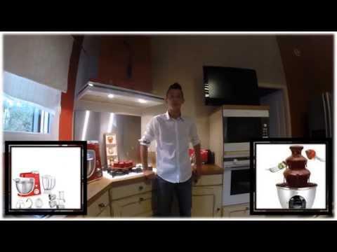 al p tisserie concours robot moulinex youtube. Black Bedroom Furniture Sets. Home Design Ideas