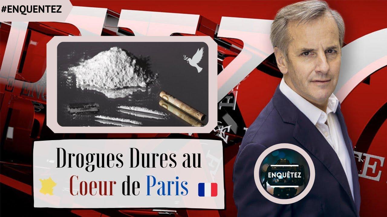 Download Enquête Exclusive 2021 || Drogues Dures au Coeur de Paris -ENQUÊTE EXCLUSiVE