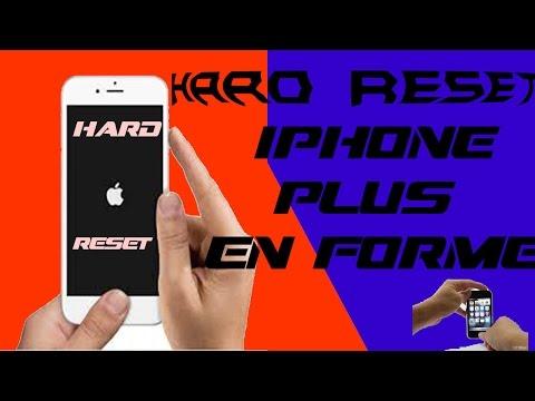 Tuto Hard Reset iPhone iPad iPod Touch Respring iPhone Bloqué !