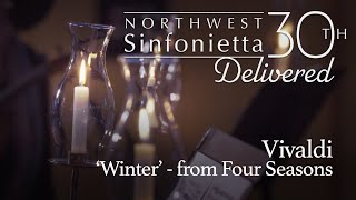 Vivaldi : Winter Concerto from the Four Seasons - Northwest Sinfonietta