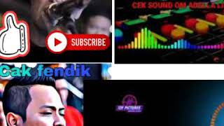 Download Tanda cinta Cak Fendik Audio Mantap