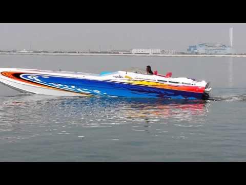 ⑦パワーボート岡山、jaguar35、パワーボート愛知、ジャガー35
