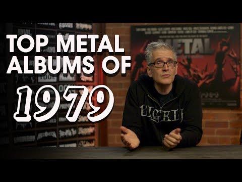 BEST HEAVY METAL OF 1979 as chosen by you | Overkill Rewind