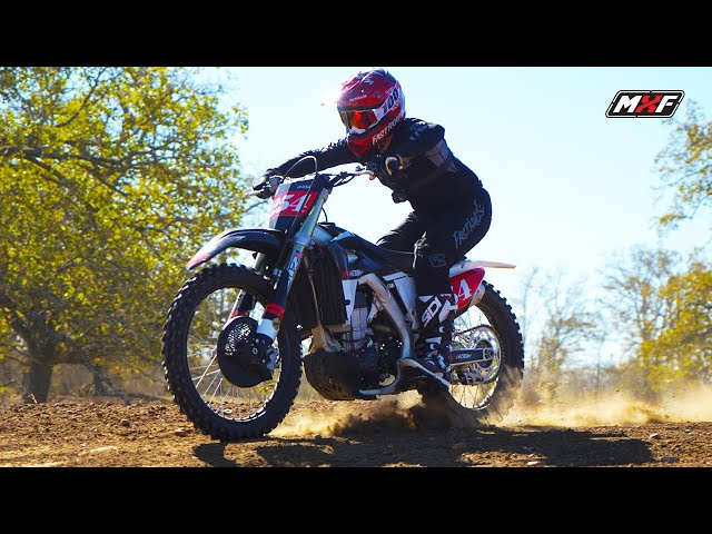 How to SAFELY Case a Table Top on Your Dirt Bike