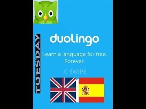 Duolingo: How To Learn English [Basics 1] Lesson 1 By VJSystem
