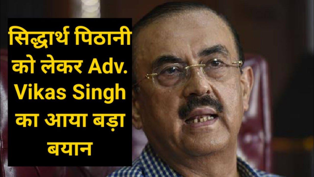 Download Sushant के वकील Vikas Singh का सिद�धार�थ पिठानी को लेकर आया बयान