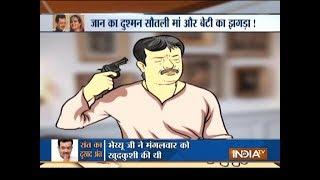 What is the reason behind Bhaiyyuji Maharaj's suicide?