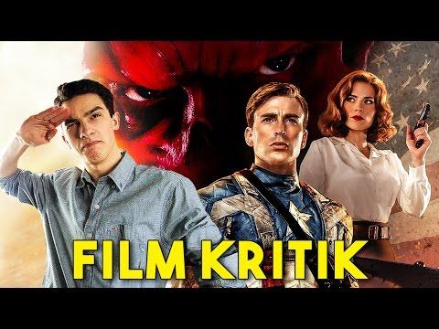 CAPTAIN AMERICA: THE FIRST AVENGER  Film Kritik