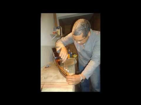 Luthier Marciano construção violão iniciantesintermediarioavançado