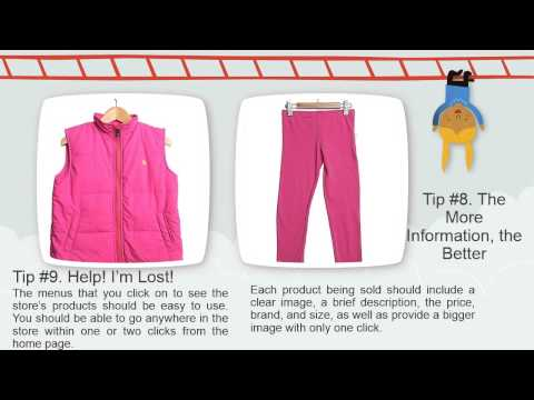 10 Tips for Buying Children's Clothes Online