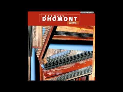 Francis Dhomont - L'électro