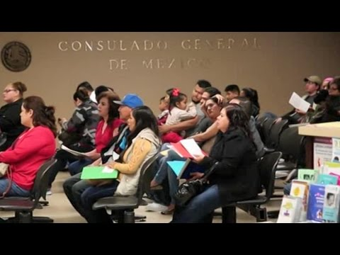 The power of knowledge: Mexican consulate offers legal aid for undocumented immigrants in the US