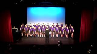 Auckland Girls' Choir - E Pari Ra