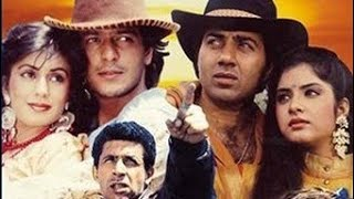 Vishwatma Full Hindi Movie 1992 | Sunny Deol ,Divya Bharti ,Chunkey Pandey