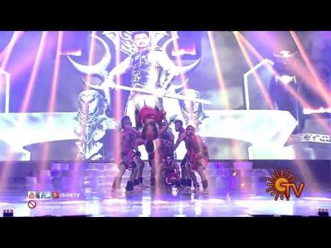 Jingiliya Audio Launch Program Video    Puli 2015   720p HD Video Song