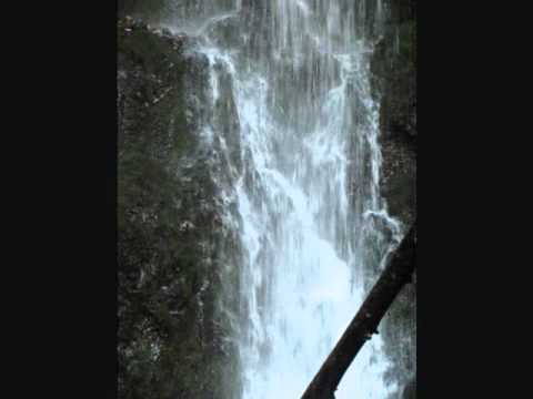 Indian Canyon Waterfall _  Spokane,  WA