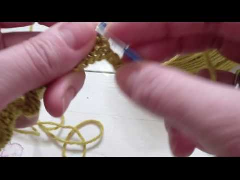 Nations Fastest knitter