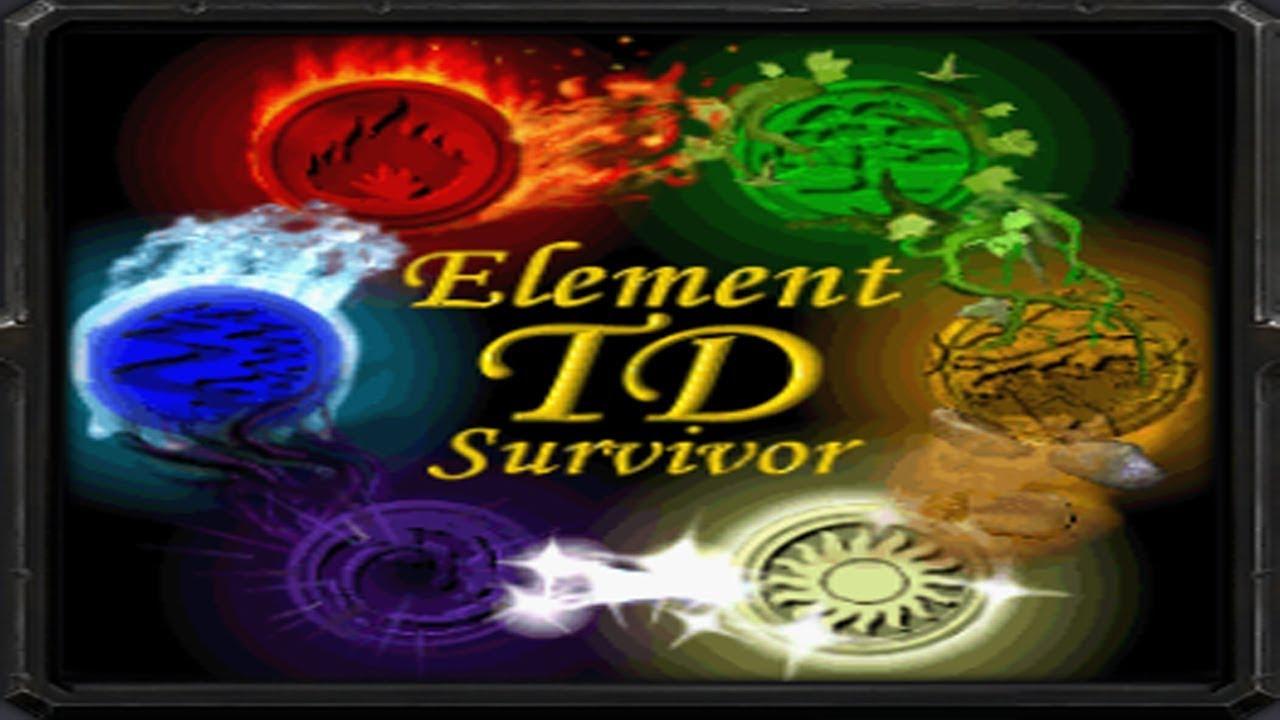 Warcraft 3 Custom Element Td Youtube