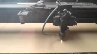Taglio Laser cartone