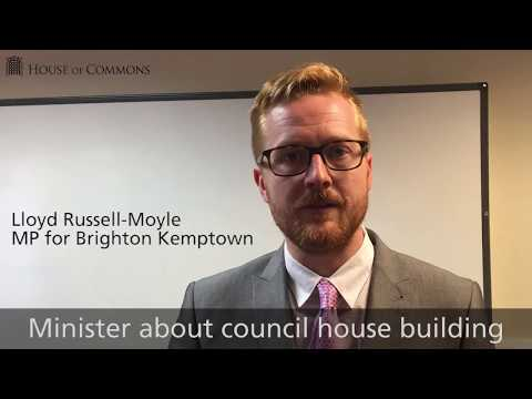 Prime Minister's Questions: New MP Lloyd Russell-Moyle talks about his experience