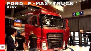 2019 Ford F-Max Truck
