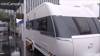 Hobby caravans in Japan 2018