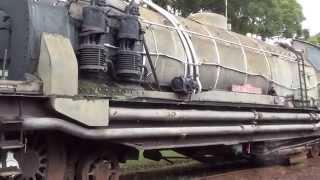 Nairobi Railway Museum 2013