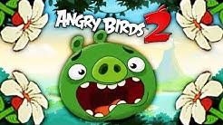 ЦВЕТОЧКИ ЖГУТ! БИТВА ЗЛЫХ ПТИЦ И СВИНТУСОВ в игре Angry Birds 2