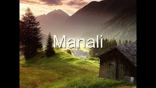 Manali Tourism Video - Manali, Himachal Pradesh, India thumbnail