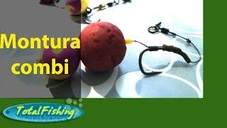Pescuit la crap - Montura Combi ( Combi rig )