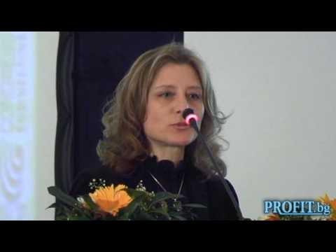 Milena Stoycheva, executive director of Junior Achievement Bulgaria