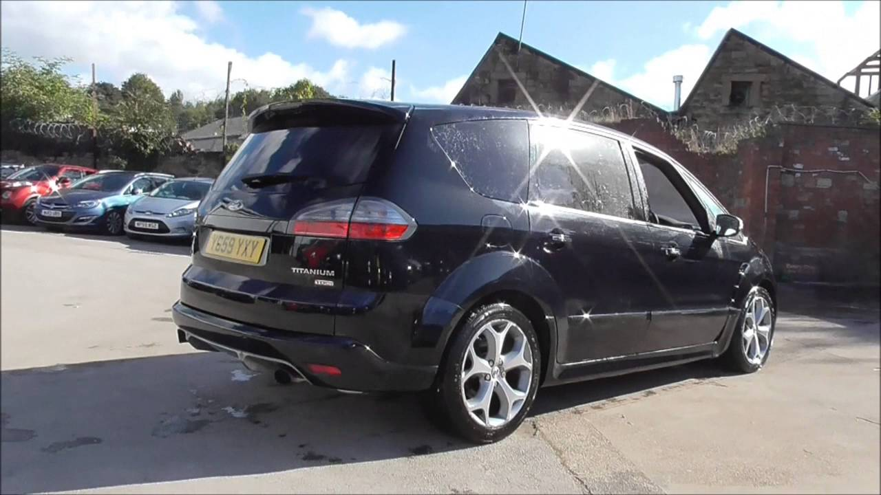 ford s max 2 2 tdci titanium individual 5dr u20206 youtube. Black Bedroom Furniture Sets. Home Design Ideas