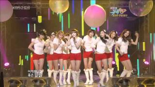SNSD - Gee & Jingle Bell Rock (Noel 2009) (Soshivn)
