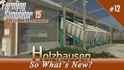 LS15 I Holzhausen #11 ☆ Strohkraftwerk im Einsatz