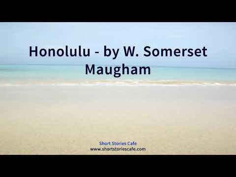 Honolulu by W Somerset Maugham