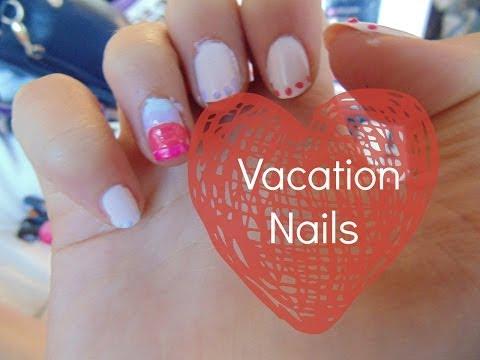 ☼ Vacation Nails ☼   ∞ Collab VACATION ∞