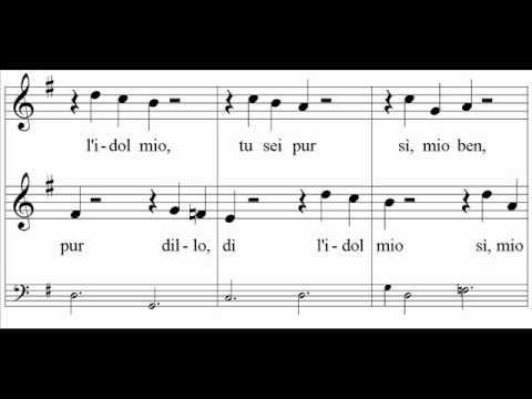 Monteverdi  - Pur ti miro - Elin Manahan Thomas & Robin Blaze
