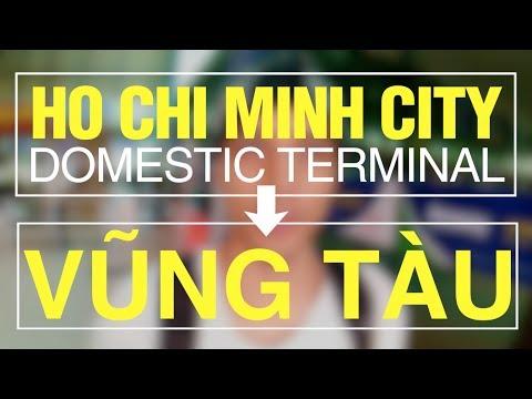 HO CHI MINH CITY AIRPORT to VUNG TAU