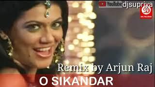 O Sikander Kailash Kher jhak jhak lai dil ke Ander Remix By Arjun Raj djsupriya.mp3 s.mp3