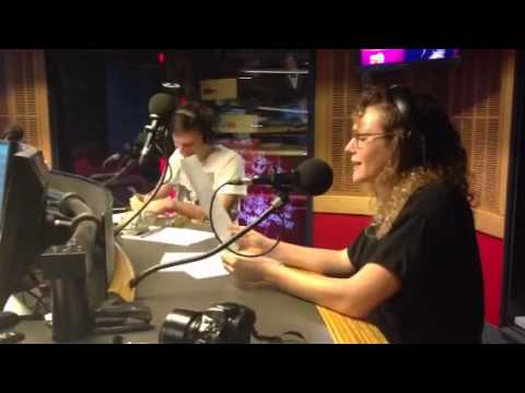 Elize Stydom's last headlines on triple j breakfast