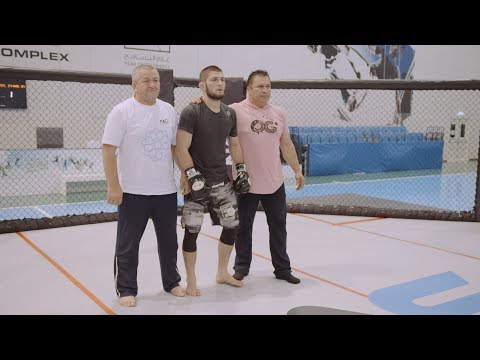 "Road to UFC 242 - Khabib Nurmagomedov vs Dustin Poirier: Episode 10 ""The Great Abdulmanap"