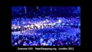 Summer Winter Olympic Cauldron Lighting Opening Ceremonies Compilation 2012 version
