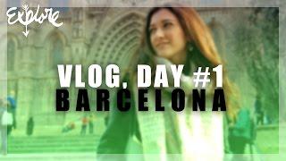 Барселона. День#1/  Влог. Саграда фамилия.(Первая поездка в Барселону, незабываемые впечатления. Если хотите увидеть архитектуру и работы Гауди, то..., 2016-02-24T16:34:41.000Z)