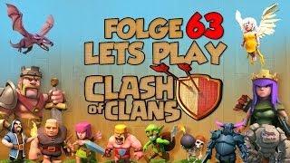 """[Folge 63. """"Ohne Verteidigung!""""] Let´s Play - Clash of Clans [German/Deutsch]"""