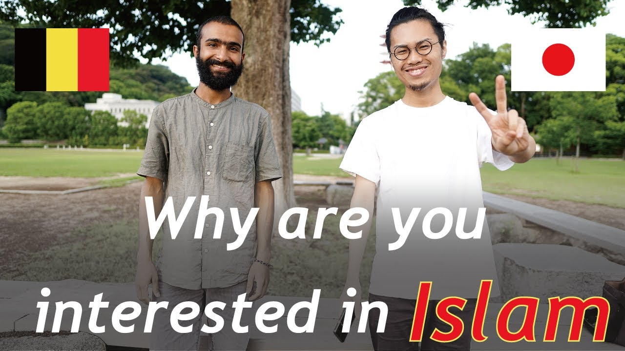 【Interview】Why Belgian Guy Got Interested in Islam?