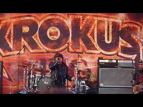 KROKUS Rockin' in the Free World [Live 2017 Alcatraz]
